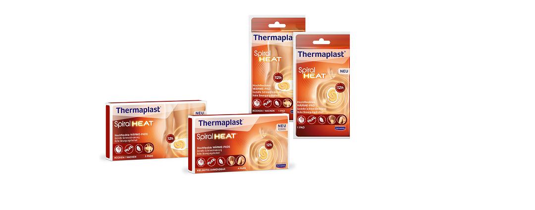 Thermaplast Spiral Heat